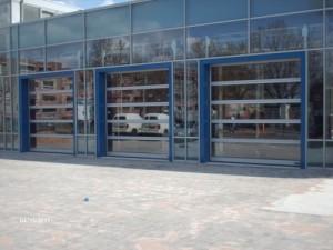 sectionaaldeur